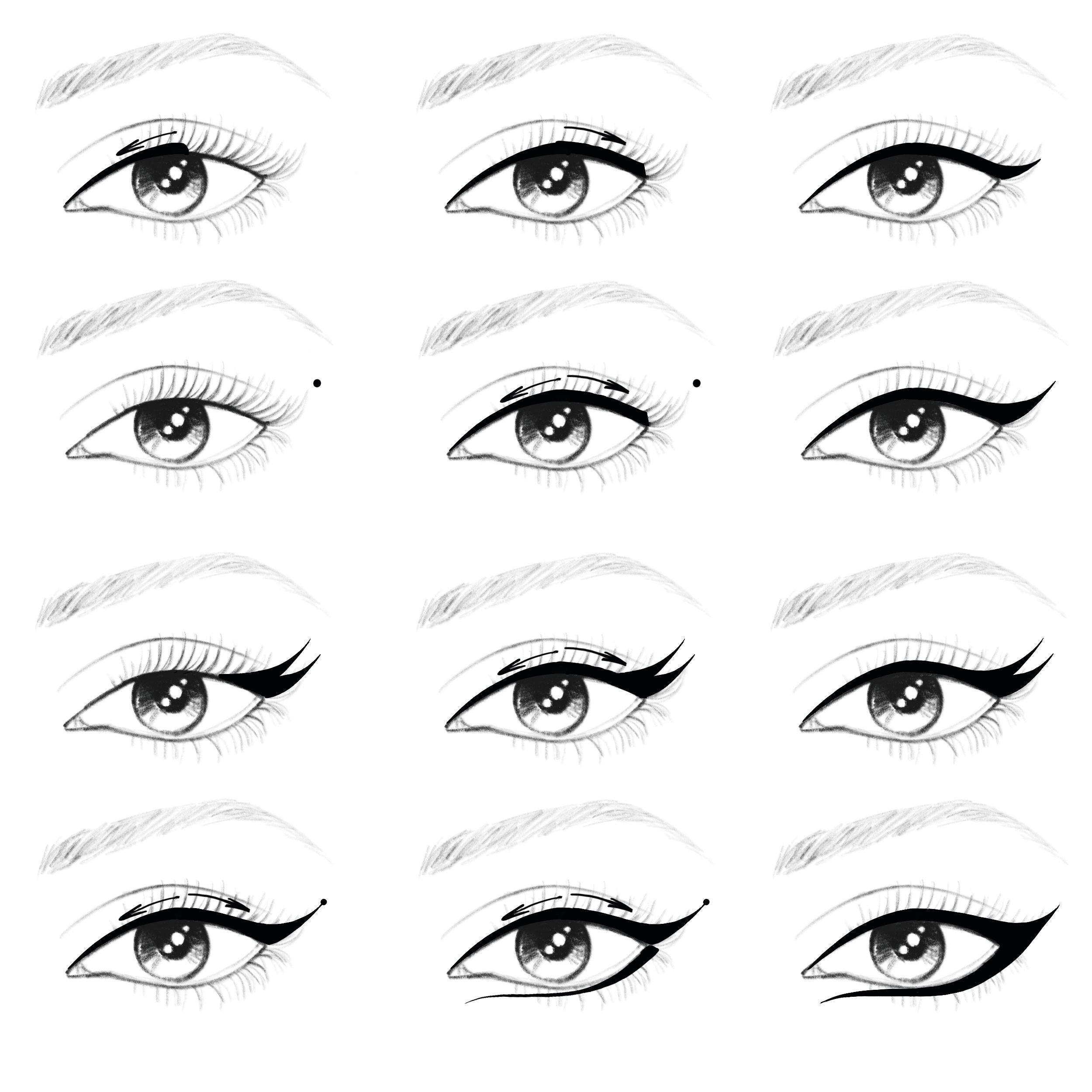 Belle Dr.Hauschka Liquid Eyeliner 02 brown - Zuivere Schoonheid QM-19